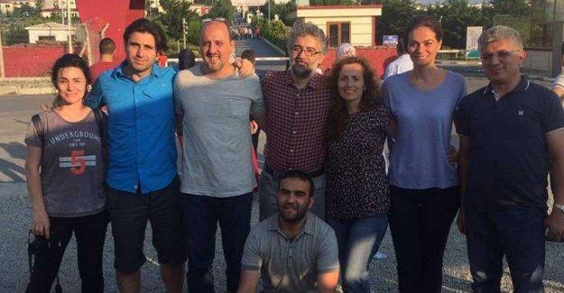 Erol Önderoğlu serbest bırakıldı: Dayanışmanın bedeli cezaevi olmamalı