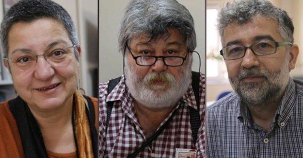 Erol Önderoğlu ve Ahmet Nesin Silivri'ye gönderildi