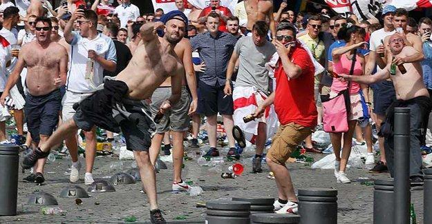Fransa'dan maç günlerinde içki yasağı