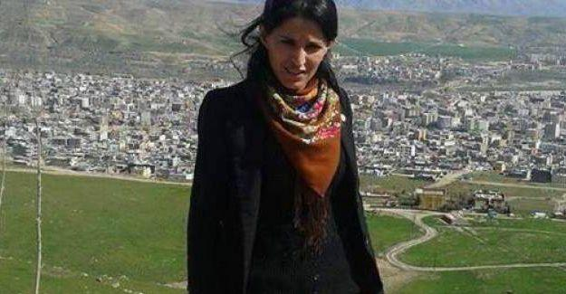 HDP Cizre İlçe Eş Başkanı Semire Örüç tutuklandı