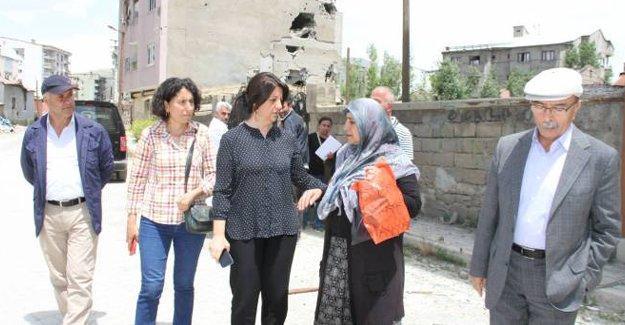 HDP Kadın Meclisi'nden Yüksekova açıklaması