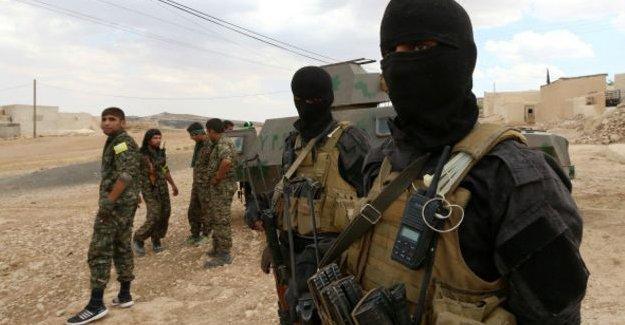 """""""IŞİD'liler Minbiç'den kaçıyor"""""""