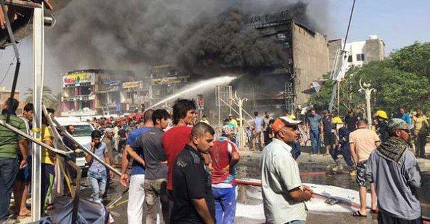 Kerbela'daki bombalı araçla saldırıda 6 kişi yaşamını yitirdi