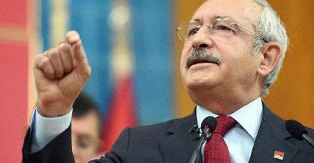 Kılıçdaroğlu: Çakallara karşı birlikte göğsümüzü siper edeceğiz