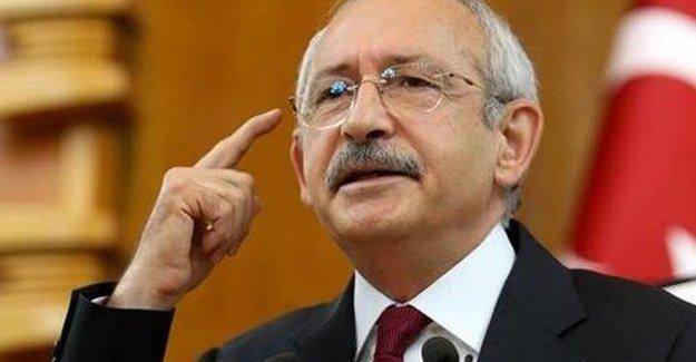 Kılıçdaroğlu'ndan Binali Yıldırım'a başkanlık yanıtı