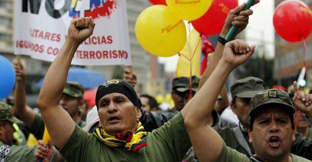 Kolombiya'da FARC ve hükümet arasında anlaşma sağlandı
