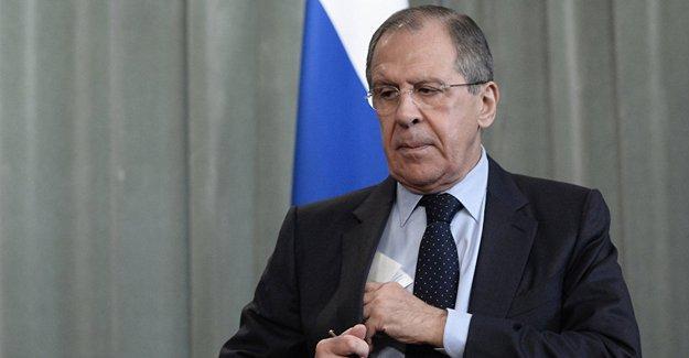 Lavrov, Almanya'nın soykırım tasarısını neden onayladığını anlattı