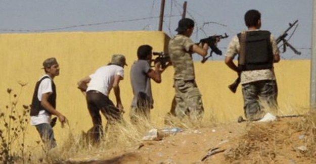 Libya'da patlama: Ölü ve yaralılar var