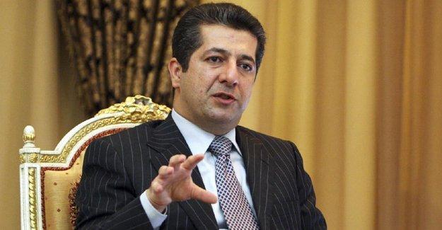 Mesrur Barzani: IŞİD'den sonra Irak üçe bölünmeli