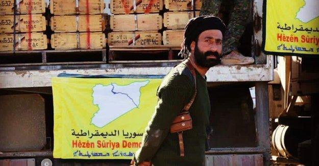 Minbic Askeri Meclis Üyesi Ebu Leyla hayatını kaybetti
