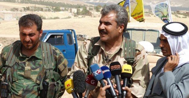 Minbiç Askeri Meclisi: Minbiç'e ramak kaldı