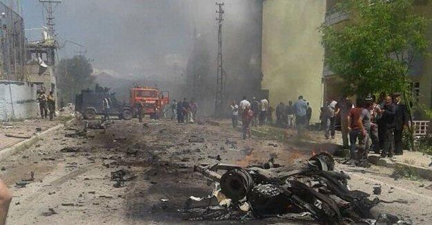 Ovacık'taki saldırıyı HBDH üstlendi