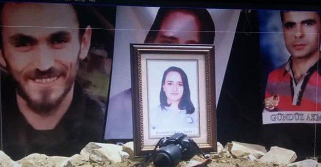 Rozerin Çukur'un cenazesi toprağa verildi