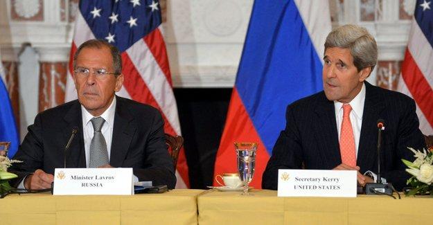Rusya ve ABD'den Suriye'de 'askeri koordinasyon' anlaşması