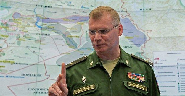 Rusya'dan Türkiye'ye Halep yanıtı