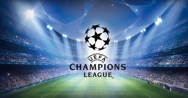 Şampiyonlar Ligi'nde ilk haftanın sonuçları
