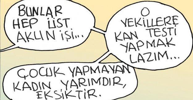 Sefer Selvi Erdoğan'ın açıklamalarını çizdi