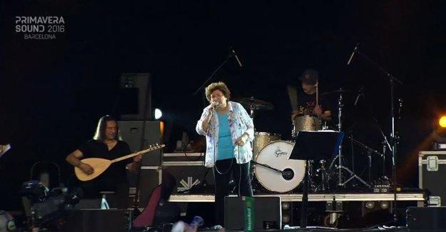 Selda Bağcan'dan Avrupa'da bir konser daha
