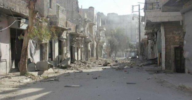 Şeyh Maksut'a saldırılar sürüyor: Mahalle havan toplarıyla vuruldu
