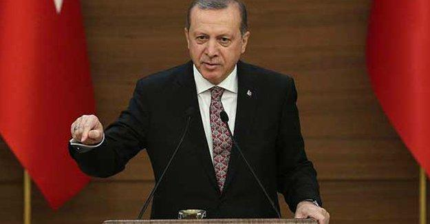 Suriye'den Cumhurbaşkanı Erdoğan'a kamu davası