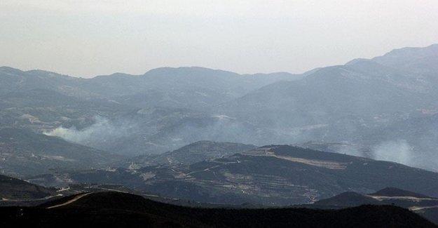 'Suriye Ordusu Türkmen Dağı'nın tamamını geri aldı'