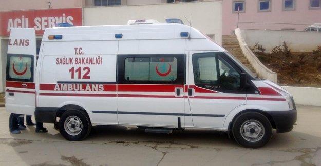 Tekirdağ'da gaz patlaması: 65 işçi zehirlendi