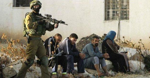 Tel Aviv'deki saldırı sonrası Filistinlilere İsrail'e giriş yasağı