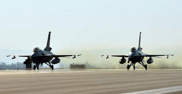 PKK'ye hava saldırısı