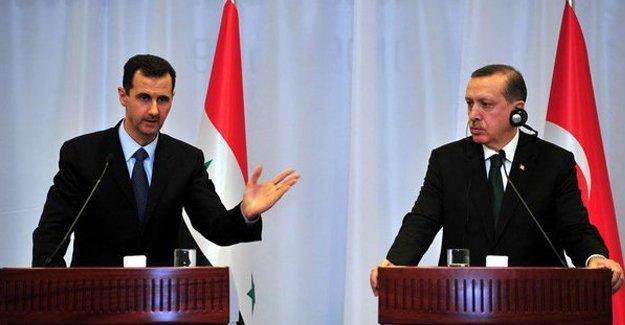 """""""Türkiye, Esad'a karşı tutumunu yumuşatabilir"""""""