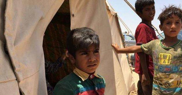 UNICEF: Felluce'de 20 bin çocuk tehlikede