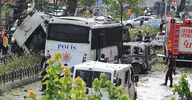 Vezneciler'deki bombalı saldırı üstlenildi