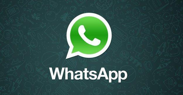 WhatsApp'ta yeni uygulama