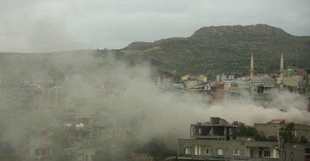 Yasağın 86. gününde Şırnak'tan dumanlar yükseliyor