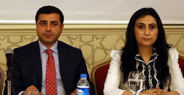 HDP Eşbaşkanları: Gerekçesi ne olursa olsun hiç kimse kendini halkın iradesi yerine koymamalı