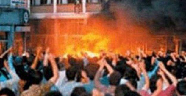 35 kişinin katledildiği Madımak'ta ne oldu?