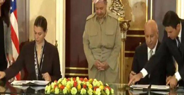 ABD ile Erbil arasında askeri işbirliği anlaşması