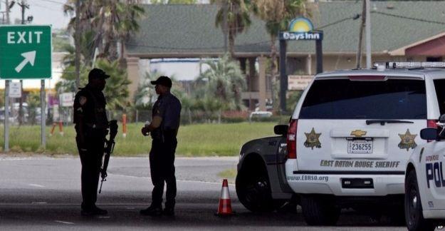 ABD'de polise silahlı saldırı: 3 polis öldü