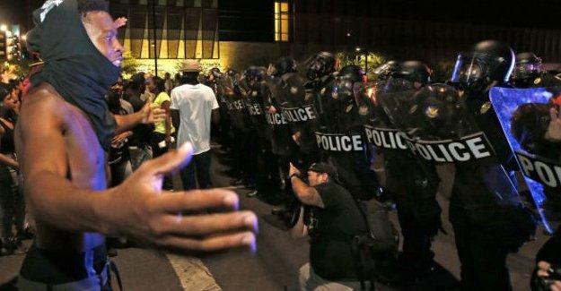ABD'de polis şiddetine karşı protestolar yayılıyor