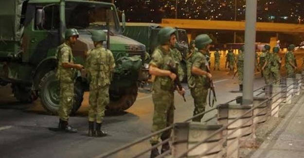 İstanbul'da darbe girişimine ilişkin tutuklananların sayısı 204'e çıktı