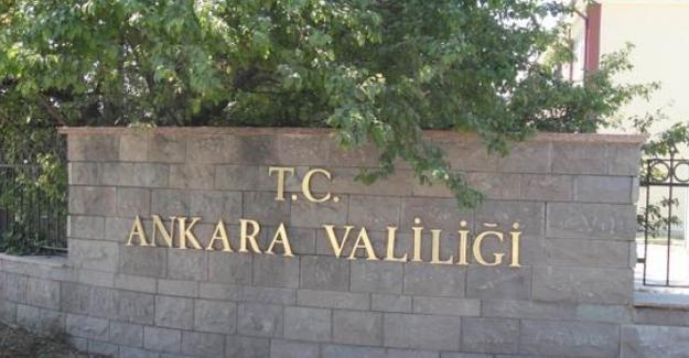 Ankara Valiliği'nden Etimesgut açıklaması