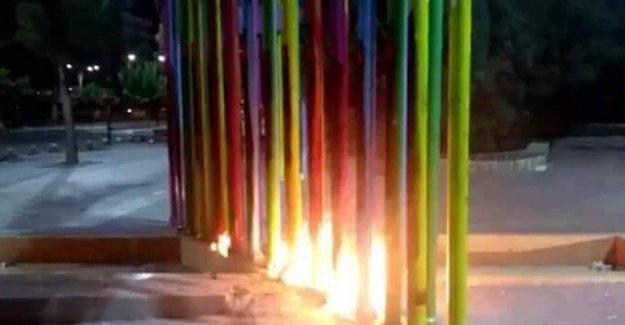 Batman'da parka homofobik saldırı: Lut kavmini unutma!