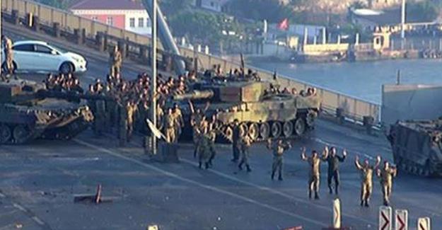 Boğaziçi Köprüsü'ndeki askerler teslim oldu