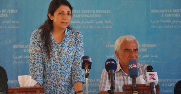 """Cizir'de """"Rojava"""" üniversitesi açılıyor"""