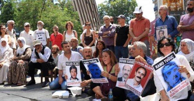 Cumartesi Anneleri: Darbe değil demokrasi, baskıcı rejim değil özgürlük