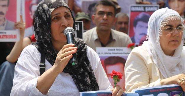 Cumartesi Anneleri: Kerime Külter oğlunu istiyor