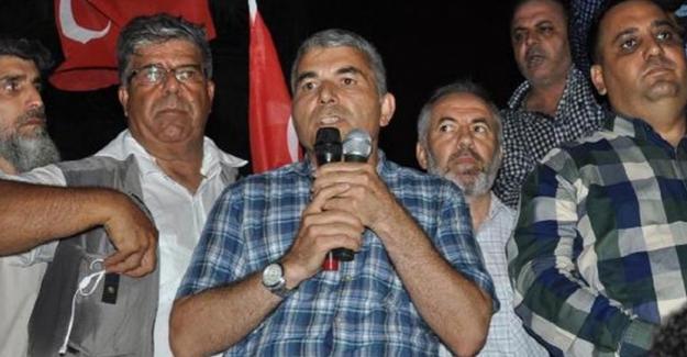 'Demokrasi Nöbeti'ne katılan Tarsus kaymakamı tutuklandı