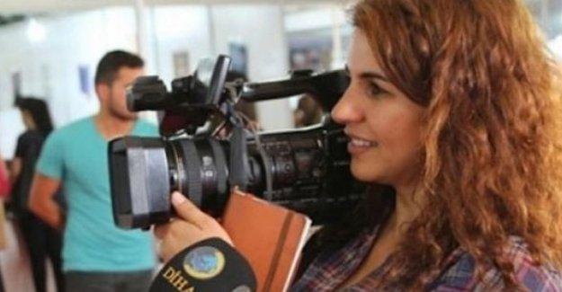 DHA, Batman'da gözaltına alınan DİHA muhabirini PKK'li ilan etti
