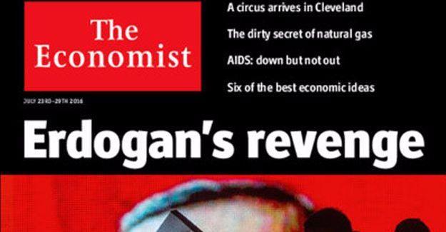 Economist: Erdoğan'ın intikamı