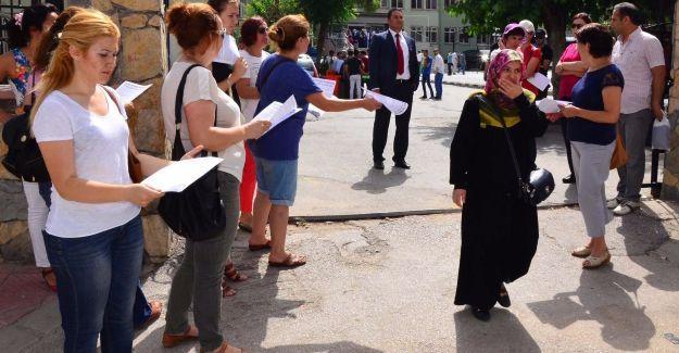 Ensar Vakfı Şube Başkanı'ndan eylem yapan CHP'lilere teşekkür!