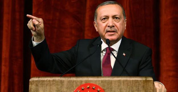 Erdoğan: 10 bin 132 kişi tutuklandı